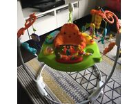 Fisher Price Jungle Jumperoo for sale £30 ONO