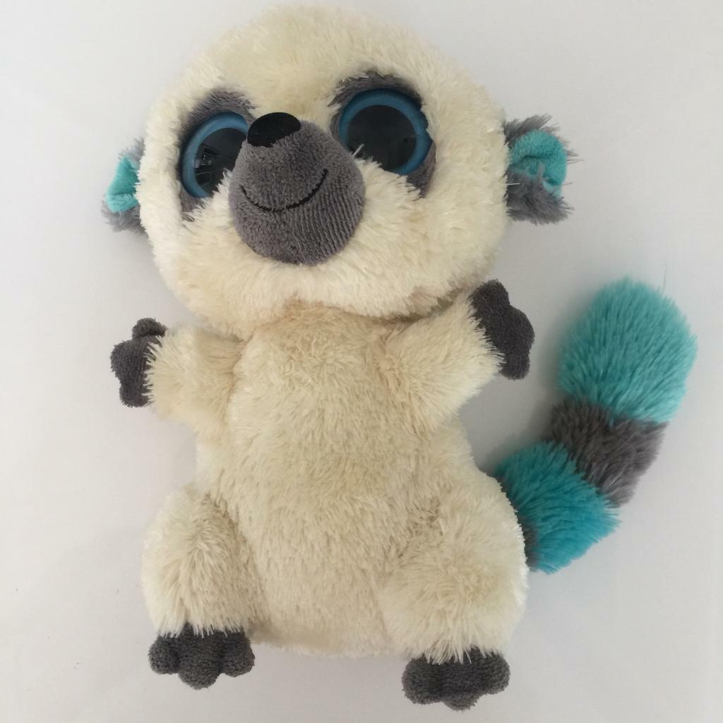 Beanie Boo Raccoon Soft Plush Toy  cd87dcde292