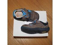 Clarks SoftlyZakk First Shoes