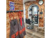 Barber full time part time wanted to busy Barber Shop in central Guildford