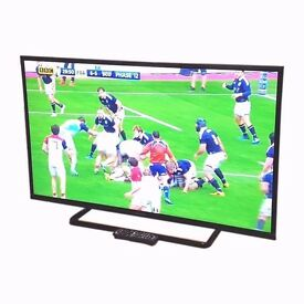 "PANASONIC 42"" LED TV, EDGE TO EDGE SLIM TV 309/111210/27"