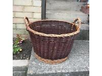 Log or storage basket