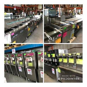 LARGEST NEXT-TO-NEW RESTAURANT EQUIPMENT SELECTION IN SASKATCHEWAN!