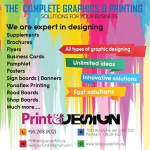 We offerBest price for Business Cards, Flyers, Post cards and sign boards