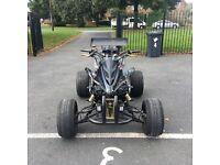 Road legal quad buke jinling 600cc