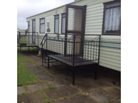 Ingoldmells Caravan to rent. Kingfisher Site.. 2 mins from Fantasy Island..2018 Bookings now taken