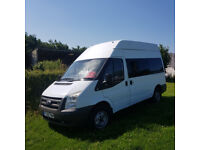 Ford TRANSIT MWB High Roof - started conversion