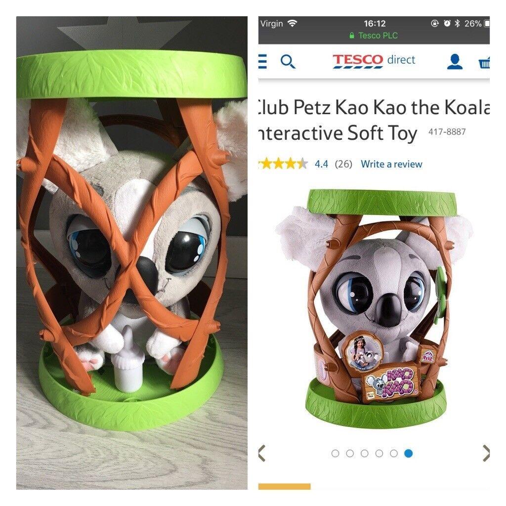 Club Petz Kao Kao Kaola