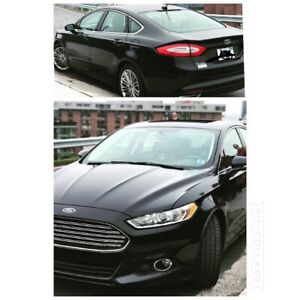 Ford fusion 2013 se - luxury package
