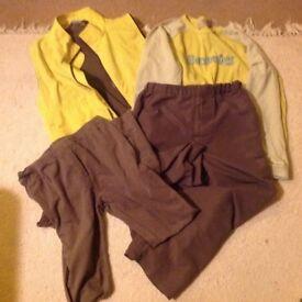 Brownies uniform (aged 9/10
