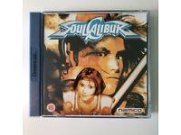 Soul Calibur Sega Dreamcast Box/Manual Included PAL Namco £12