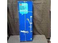 Chrome Bar Shower Mixer Kit (new)
