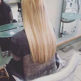 Hair extensions highest quality of Russian and Indian remy hair all methods bonds weaves microloops