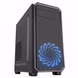 Budget gaming PC Computer, Desktop