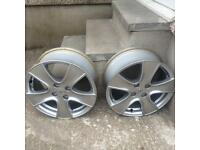 Renault Clio and Megane alloy wheels