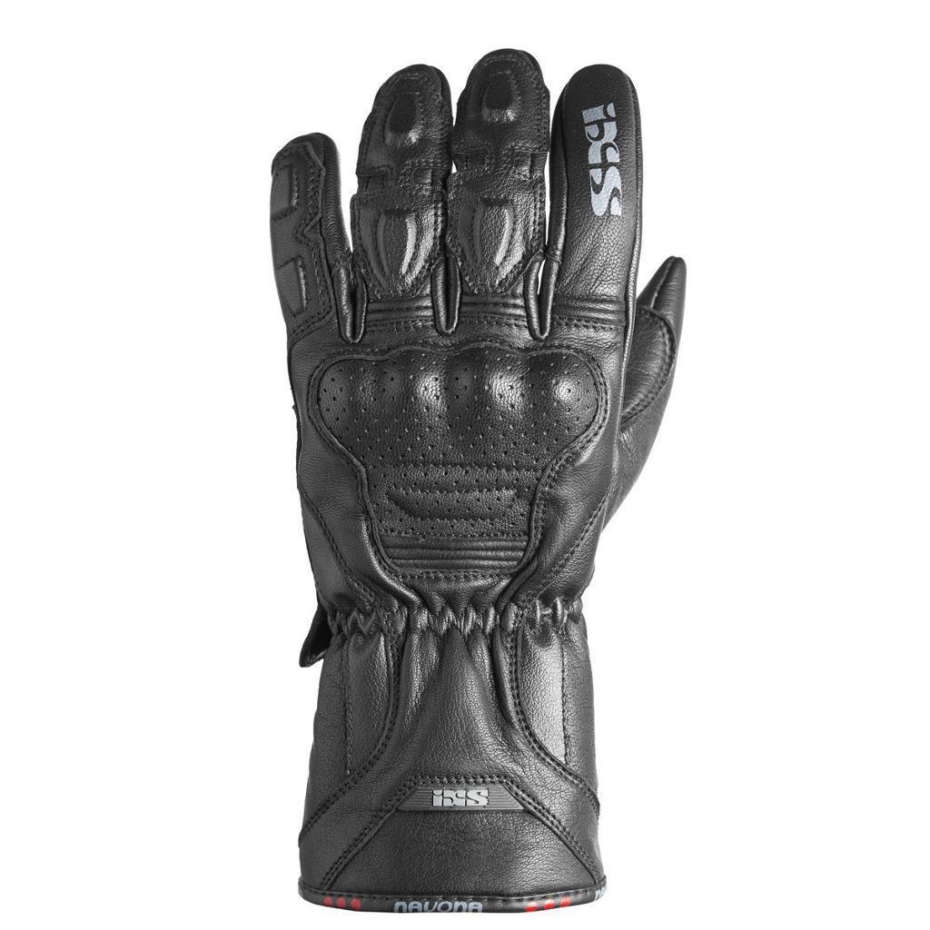 Xxl black leather gloves - Motorbike Leather Gloves New Unused Xl Xxl