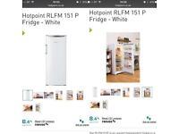 Hotpoint Tall Larder fridge refrigerator