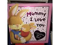 Mummy I love you book