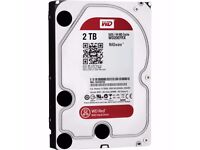 2tb WD Red hard drive for NAS