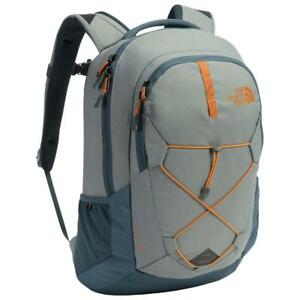 "The North Face NF00CHJ4WBP Jester 15"" Laptop Day Backpack - Sedona Sage Grey/Conquer Blue (New Other)"
