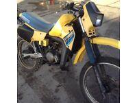 Suzuki ts 125 17000 miles