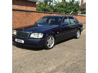 Mercedes S280 S Class W140 - Open To Offers