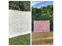 Luxury Flower Wall / Backdrop for hire