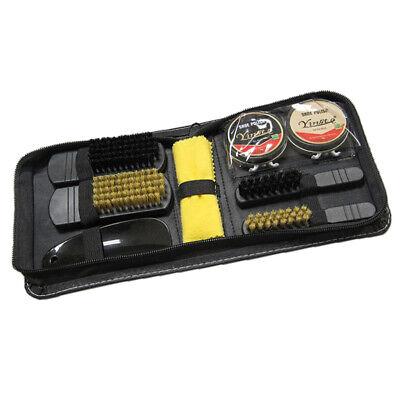 Kit de limpieza de pinceles 8pcs Kit de limpieza de calzado para...