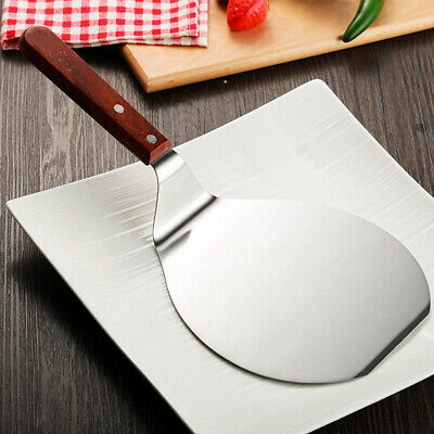 13''Pizza Peel Stainless Cake Pizza Shovel For Baking at Piz