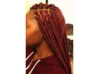 £50 Get Braided Afro-Caribbean/European hair types