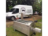 Established Hog Roast/BBQ mobile catering company for sale