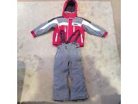 Trespass Children's Ski Winter Jacket & Trouser Set - Age 5-6