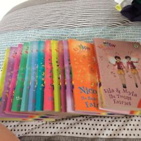 Rainbow Magic Fairy Book Bundle