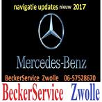 Mercedes Benz Command Audio 50 Aps Europa CD DVD update 2017