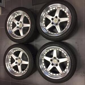 "19"" HAMANN PG3 3pc wheels for BMW 5 series 7 series 8 series & Z8"