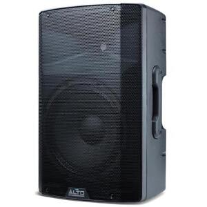 ALTO TX212 600 Watt 12-inch 2-Way Active Loudspeaker - Great Bass via a D-Class Amp, Powered Speaker for PA DJ Parties