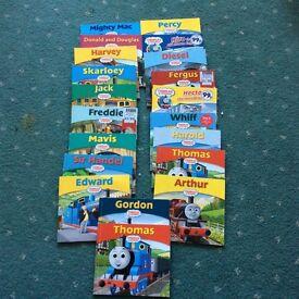 20 X Thomas books
