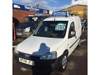 2008 VAUXHALL COMBO 1700 CDTI ONLY