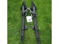 Mont Blanc Barracuda Twin Cycle Carrier