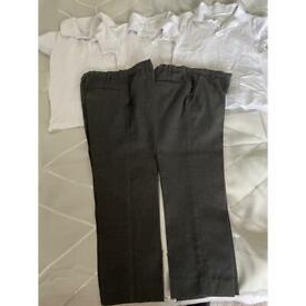Boys school uniform size 6 yrs