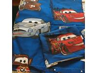 3 sets of Boys cot/toddler. Duvet and pillow cases