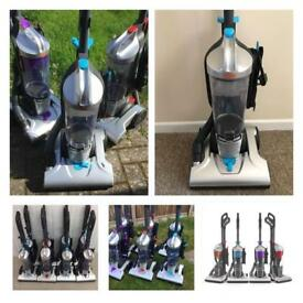 FREE DELIVERY VAX PET BAGLESS UPRIGHT VACUUM CLEANER HOOVERS h