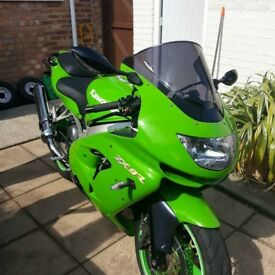 kawasaki zx9r (mint condition, low miles)
