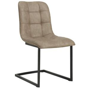 2PK Beige Side Chair Sale-WO 7708 (BD-2571)