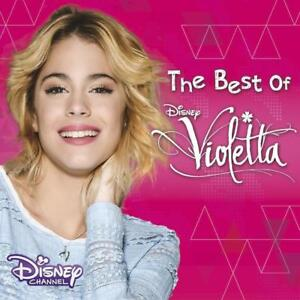 The Best Of Violetta von OST,Various Artists (2016)