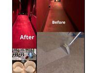 Carpet Cleaner deep Steam cleaning,sofa, mattress,. 07383525050