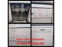 Dishwasher full size 12 place