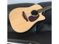 Takamine TAN16C 2005 -06 Electro Acoustic with Cool Tube Pre Amp