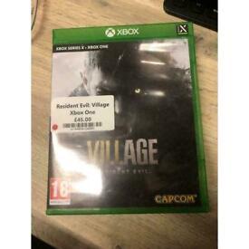 Resident Evil: Village Xbox One Game