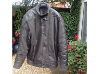 BELSTAFF MOTORCYCLE JACKET LARGE